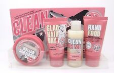 Soap & Glory Sampler Body Butter Hand Food Glad Hair Day Clean on Me Travel Size