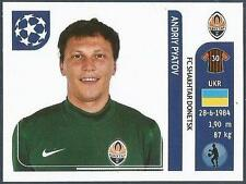 PANINI UEFA CHAMPIONS LEAGUE 2011-12- #431-SHAKHTAR DONETSK-ANDRIY PYATOV
