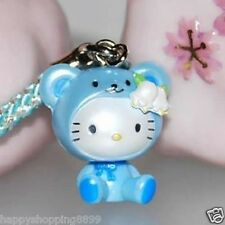 Multi-Color Unbranded Universal Hello Kitty Phone Charm w Strap&Bell HK820 - 2CM