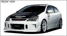 BUDDY CLUB HONDA CIVIC EP3 TYPE R 2001-04 FULL RACING SPEC AERO BODY KIT Y2207