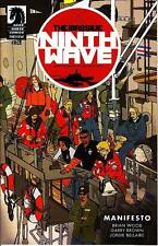 THE MASSIVE NINTH WAVE PROMO AD COMIC BOOK DARK HORSE