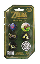 Legend of Zelda Ansteck-Buttons 6er-Pack