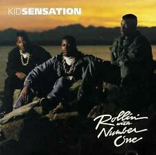 Kid Sensation-  Rollin' with Number One....new tape!!