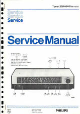 Philips  Original Service Manual für  22 RH 640
