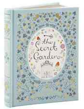 *New* THE SECRET GARDEN by Frances Hodgson Burnett ~ Leatherbound 2015 ~