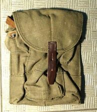 Authentic Soviet Russian Kalashnikov Rifle AK47 3 Cell Ammo Pouch