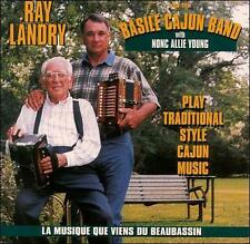 Ray  Landry & Basile Cajun Band: Play Traditional Style Cajun B  Audio Cassette