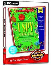 I Spy School Days - Hidden Object Game - PC Brand New