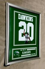 Brian Dawkins Philadelphia Eagles 8x10 Framed Jersey Photo