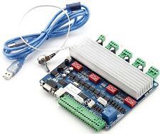 Latest CNC 4 axis 3.0A USB Stepper Motor driver Motion controller Card Engraving