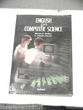 ENGLISH FOR COMPUTER SCIENCE Norma D Mullen P Charles Brown Oxford Press 1984 di