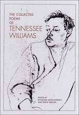 The Collected Poems of Tennessee Williams-ExLibrary