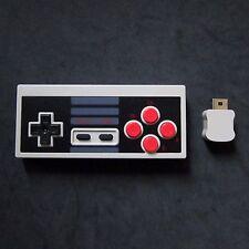 Wireless NES Classic Controller for Nintendo NES Classic Edition Mini Turbo Fire