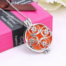 High Quality Perfume Essential Oil Aromatherapy Aroma Diffuser Necklace Hot