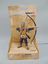 Schleich 70006 Figurine Chevalier Bleu Fantassin Archer Arc Bow/ Knight / Ritter