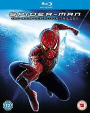Spider-Man Trilogy 2007 Blu-ray Tobey Maguire, Kirsten Dunst Brand New Sealed