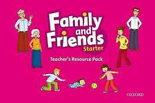 Family and Friends: Starter: Teacher's Resource Pack,