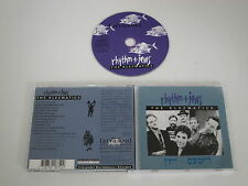 THE KLEZMATICS/RHYTHM+JEWS(PIRANHA PIR25-2) CD ALBUM