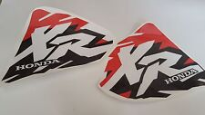 HONDA XR 600 400 XR200 XR250 XR400 XR600 GRAPHICS FUEL  DECALS STICKERS GAS TANK