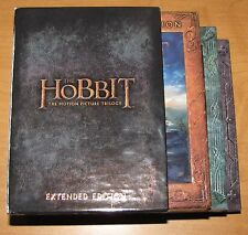 ☆ The Hobbit:TRILOGY Extended Edition ☆ 15 Disc Set + Downloadable Digital HD