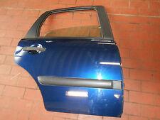 Door rear right Citroen C3 (FC) 5-Door Built 2003 blue Mauritius F: KPKD L4/R2