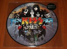 KISS WET WILD ROCKIN' KRUISE LP *RARE* PICTURE DISC VINYL EU LIMITED EDITION New