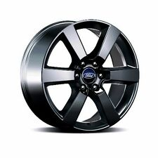 "OEM NEW 2004-2016 Ford F150 20"" 6 Spoke Painted Matte Black Aluminum Wheel Rim"