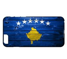 Coque iPhone Plus 7 Plus Drapeau KOSOVO 02