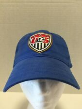 Team USA United States Of America Soccer Football Fitted Nike Hat