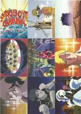 Robot Carnival Japanese Animation Full 81 Card Base Set from Cornerstone
