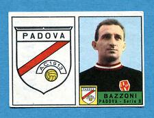 CALCIATORI PANINI 1963-64 - Figurina-Sticker - SCUDETTO#BAZZONI - PADOVA -Rec