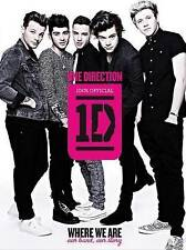 One Direction: Where We Are: Our Band, Our Story: 100% Official by...