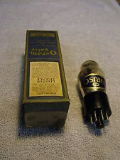 Vintage Osram U71. Valve / Tube. New Old Stock.