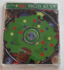 NEW Trim A Tune Christmas CD Ornament 5 Songs Bing Crosby Gene Autrey Vienna Boy