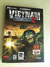 cd gioco elite force vietnam  special assignment 2 + sovracopertina in cartoncin