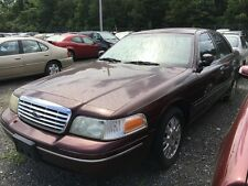 Ford: Crown Victoria 4dr Sdn LX