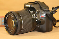 Canon Rebel SL1 DSLR EOS Camera w/ EF-S 18-55mm IS STM 116984-1