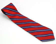 New Tommy Hilfiger Men's Silk Tie, Necktie - Made in USA