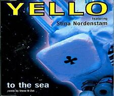 Yello To the sea-Remix by Steve B-Zet (1997, feat. Stina Nordenstam) [Maxi-CD]