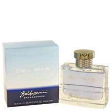 Del Mar Baldessarini  by Hugo Boss Edt 3.0oz/90ml Spray For Men New In Box