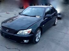 2003 manual lexus is200 sport wrecking complete parts from $5