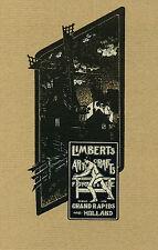 Limbert Arts and Crafts Furniture Catalog Reprint