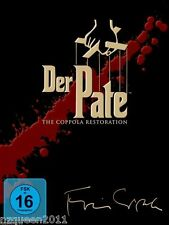 Der Pate - The Coppola Restoration [DVD-BOX]Marlon Brando, Al Pacino *NEU & OVP*