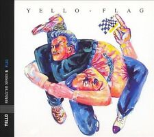 Flag [Bonus Tracks] by Yello (CD, Oct-2005, 2 Discs, Universal)