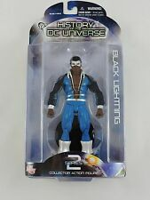 Black Lightning figure HISTORY OF THE DC UNIVERSE Series 2 DC Direct 2009 New