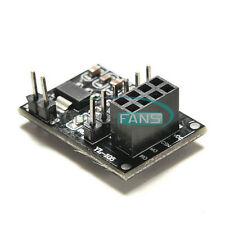 10PCS Socket Adapter Plate Board for 8 Pin NRF24L01+ Wireless Transceive​ Module