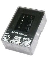 Seymour Duncan BLACK WINTER Humbucker Pickup, Bridge Position, BLACK