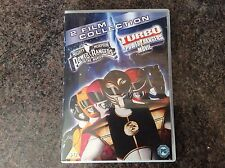 Power Rangers Double Movie Dvd! Look At My Other Dvds!