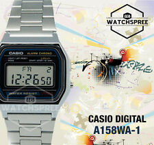 Casio Digital Watch A158WA-1D
