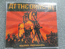 AT THE DRIVE IN - ROLODEX PROPAGANDA - CD - 3 TRACK SINGLE